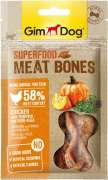 GimDog Superfood Meat Bones with Chicken, Pumpkin and Nori-Alga 70 g