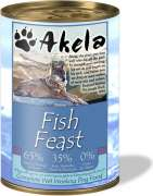Akela Fish Feast 375 g