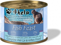 Akela Fish Feast 190 g