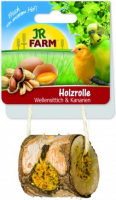 Birds Wooden Roll for Budgerigar and Canaries 150 g