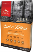 Orijen Cat & Kitten Whole Prey 5.4 kg, 340 g, 1.8 kg osta edullisesti