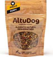 AltuDog Chicken Menu for Puppies 500 g, 250 g, 1 kg