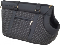 amiplay Sac de transport Morgan  Noir S