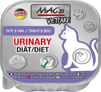 MAC's Vetcare Urinary Diet Turkey & Beef 100 g