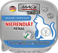 MAC's Vetcare Renal Salmon & Chicken 100 g
