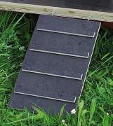 Stairs for Duck House Black