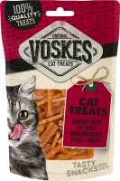 Voskes Original Cat Treats Chicken Bites 60 g osta edullisesti