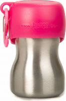 KONG H2O Stainless Steel Water Bottle Hot pink 280 ml