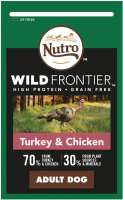 Nutro Wild Frontier Adult Turkey & Chicken 10 kg, 1.5 kg
