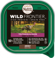 Wild Frontier Adult Chicken & Turkey 300 g