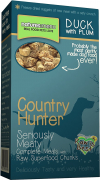 Country Hunter Anatra con Prugne Superfood Crunch 700 g