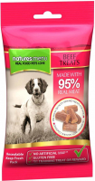 Real Meaty Dog Treats with Beef 60 g