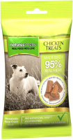 Real Meaty Dog Treats with Chicken 60 g