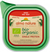 Almo Nature BioOrganic Single Protein con Carne de Res 150 g