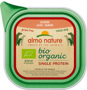 Almo Nature BioOrganic Single Protein con Salmón 150 g