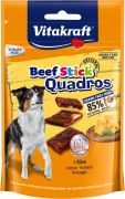 Beef Stick Quadros + Cheese 70 g
