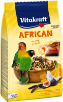 African for small African Parrots 750 g