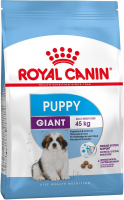 Size Health Nutrition Giant Puppy 4 kg, 15 kg
