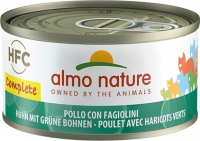 Almo Nature HFC Complete Chicken with Green Beans 70 g osta edullisesti