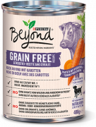 Purina Beyond grain-free rich in Beef with Carrots 400 g