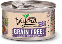 Purina Beyond grain-free rich in Beef with Carrots 85 g