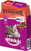 Whiskas Steakies with Beef 30 g