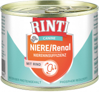 Rinti Canine Renal con Res 800 g, 185 g, 400 g