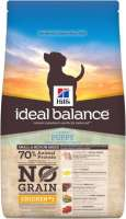 Hill's Ideal Balance No Grain Puppy with Chicken and Potato 2 kg