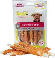 Truly Rawhide Stick with Chicken 85 g kjøp billig med rabatt