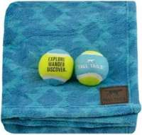 Tall Tails Gift Set Big Stripe Manta + Pelota