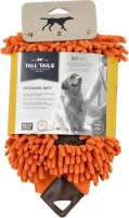 Tall Tails Grooming Mitt Orange  25x18 cm