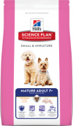 Science Plan Canine - Mature Adult 7+ Small & Miniature med Kylling 1.5 kg