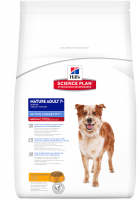 Hill's Science Plan Canine - Mature Adult 7+ Active Longevity Medium Kip 3 kg, 12 kg, 1 kg
