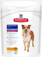 Hill's Science Plan Canine - Mature Adult 7+ Active Longevity Medium Kip 1 kg 0052742927206