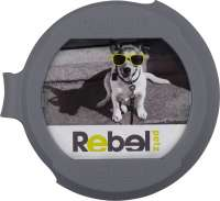 Rebel Petz Cover Up + Flexi Classic Cable  Gris S