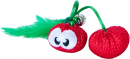 Petstages Dental Cherries Red