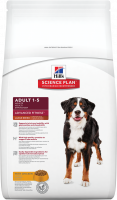 Hill's Science Plan Canine Adult Advanced Fitness Large Breed Kip 3 kg 0052742927008