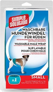 Simple Solution Pañal Masculino Lavable para Perros Small