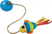 Petstages Dangling Fish Multicolore