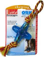 Petstages Orka Jack Small with rope  Multicolor