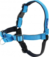 PetSafe Easy Walk Deluxe Harnais S Bleu clair