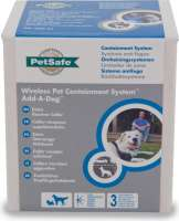 PetSafe Collare Ricevitore aggiuntivo Add-A-Dog per Sistema antifuga senza Fili Wireless Pet Containment  15-71 cm
