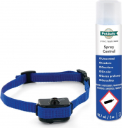 PetSafe Little Dog Deluxe Spray Bark Control Collar, unscented