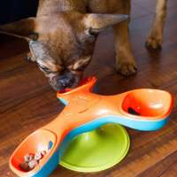 Outward Hound Triple Treater Totter  28.58x29.21x9.53 cm