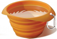 Kurgo Collaps-a-Bowl Naranja 700 ml