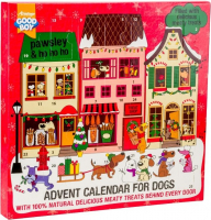 Armitage Pet Care Good Boy Dog Meaty Treats Advent Calendar  kjøp billig med rabatt