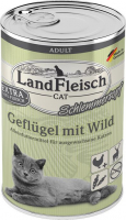 Landfleisch Cat Adult Schlemmertopf with Poultry and Venison 400 g
