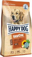 Happy Dog NaturCroq Carne de Res y Arroz 15 kg, 4 kg, 1 kg
