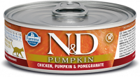 Farmina N&D Pumpkin with Chicken, Pumpkin and Pomegranate 80 g