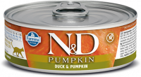Farmina N&D Pumpkin with Duck and Pumpkin 8606014102109 erfarenheter